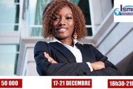 Du 17 au 21 décembre, formez-vous en art oratoire à ISMIC