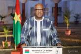 Message à la Nation du président Kaboré à l'occasion du 11 décembre 2018