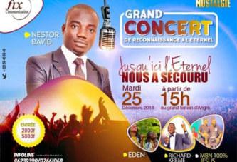 Côte d'Ivoire/Grand concert de reconnaissance: Les Abidjanais prennent d'assaut le stade d'année
