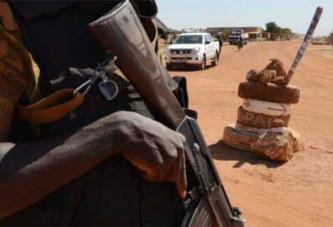 Contrôle desécurité: unsuspectinterpellé à kongoussi (centre nord).