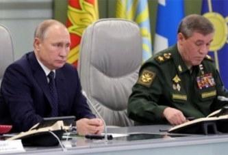 Russie: Poutine salue la réussite du tir d'un nouveau missile hypersonique
