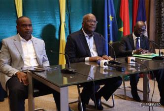 Roch Marc Christian Kaboré: «Personne n'a chassé personne du pays, ce sont les gens qui ont choisi de fuir leur pays»