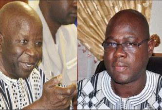 MPP: Simon Compaoré tire les oreilles du ministre de la Jeunesse, Smaila Ouedraogo