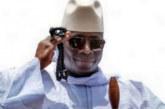 Gambie : Yahya Jammeh élu président et « chef suprême » de l'APRC