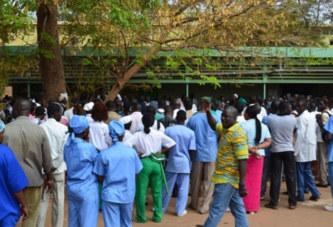 Burkina/Santé: le SYNTSHA au bout de sa patience pour la résolution de sa plate-forme menace