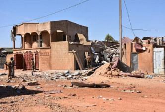 Forte explosion à Ouagadougou : Les détails