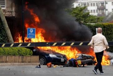 Kenya: un complexe hôtelier cible d'une attaque à Nairobi