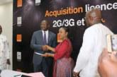 Acquisition de la 4G : Orange verse au Burkina Faso une avance de 40 milliards de FCFA