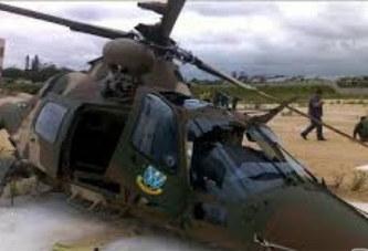 Nigeria : Crash d'un hélicoptère de l'armée lors d'une attaque de Boko Haram, au moins 5 morts