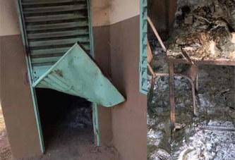 Burkina – Loroum: un magasin incendié à l'école de Petanaye, une moto emportée au centre de santé de Rimassa