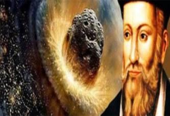 Nostradamus a fait 3 prophéties inquiétantes pour l'année 2019 que nous pourrions bientôt voir se réaliser