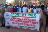 Sécurité Nationale: Le mouvement sportif met 11 millions dans la cagnotte