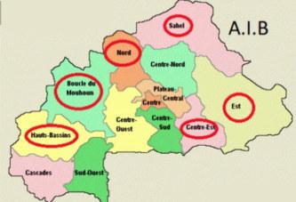 Etat d'urgence au Burkina Faso: Voici ce qui a été décidé pour les provinces concernées
