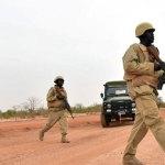 Burkina: 146 présumés terroristes neutralisés par les FDS selon un communiquéde l'Etat-major