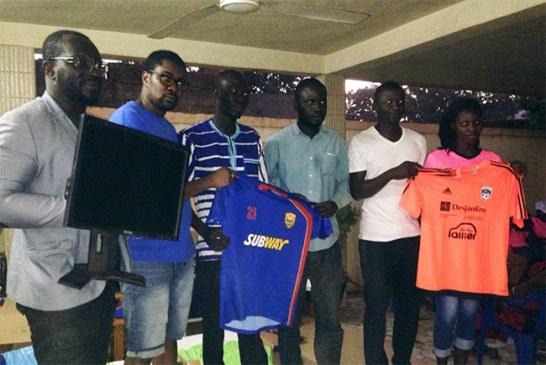 Football féminin: l'Association 360 développement vient en aide aux Oisillons FC