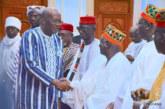 Burkina: les dépositaires de la tradition souhaitent la paix sociale