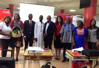 Santé: L'APCB/PC sensibilise les travailleurs de UBA Burkina à consommer bio et à prévenir le cancer