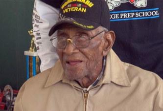 Nécrologie : l'homme le plus âgé des États-Unis n'est plus. (photos)