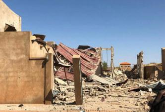 Explosion à Ouagadougou: Un décès  et plusieurs blessés (officiel)