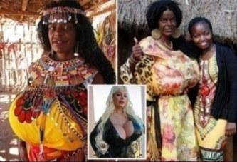 Martina Big, la Blanche devenue Noire veut s'installer dans ce pays africain (photos)