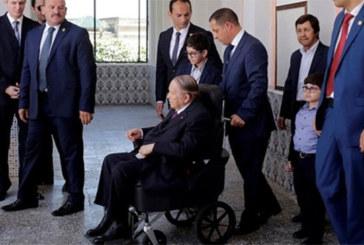 Algérie: Le président Bouteflika à Genève pour des tests médicaux