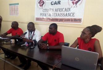 Fronde sociale: le CAR invite le gouvernement à un dialogue franc et sincère