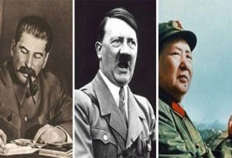 Découvrez 10 dictateurs les plus meurtriers de l'histoire