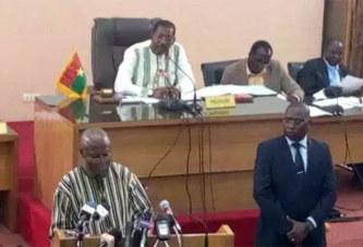 Lutte contre le terrorisme: Christophe Dabiré appelle à l'union sacrée des Burkinabé