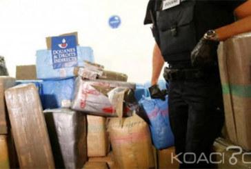 Bénin : Saisie de près de 2 tonnes de drogues à l' aéroport de Cotonou