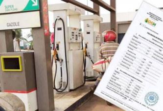 Côte d'Ivoire : Produits pétroliers, hausse du prix du Super et Gasoil de 5 FCFA