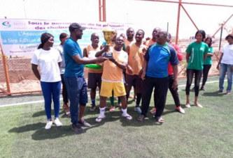 Tournoi maracana ''ASSO'': Quand sport rime avec solidarité