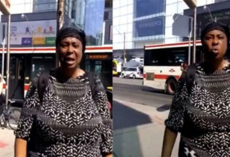 Canada : La vidéo d'une Nigériane en train de mendier provoque l'indignation (vidéo)