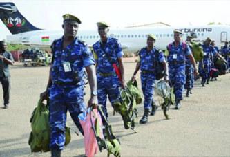 Burkina : suspension des déploiements de militaires dans les opérations de soutien à la paix (chef d'état-major général des armées)