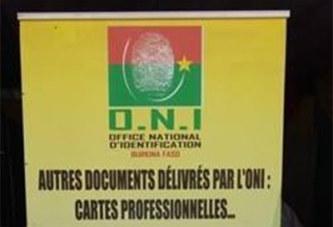 L'ONI au siège du FESPACO : 24h pour obtenir une CNIB