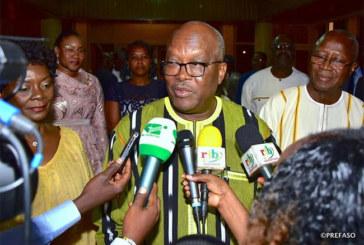 Fespaco: «Notre cinéma doit véhiculer un message de fraternité et d'unité africaine » (Roch Kaboré)