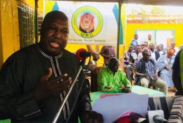 « Si le Burkina est devenu invivable, il faut partir. C'est tout ! »: Les propos de Simon Compaoré envers les ONGs jugés irresponsables par l'opposition