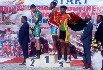 Burkina Faso: Paul Daumont et Awa Bamogo en bronze aux championnats d'Afrique de cyclisme