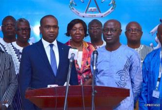 Soutien aux forces de défense et sécurité : les ambassadeurs du Burkina Faso apportent plus de 22 millions de F CFA