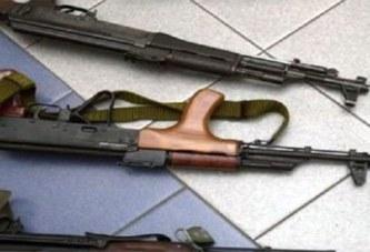 Côte d'Ivoire: Des armes de guerre découvertes dans un champs d'anacarde