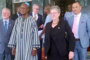 Coopération Burkina Faso – Etats-Unis : On en a parlé à la Primature