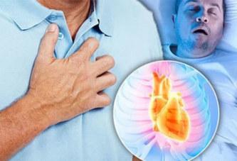 Dormir moins de 6 heures par nuit augmente le risque de crise cardiaque de 35%