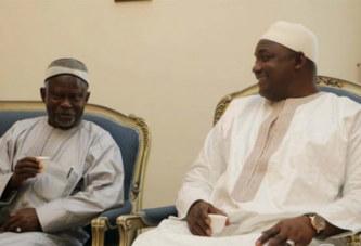 Gambie : Le Président Barrow limoge le vice-président Ousainou Darboe