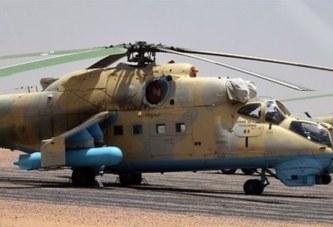 Un hélico de l'armée retrouvé avec 4 morts au Tchad