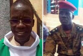 Kaya: disparition de l'abbé Elie Ouédraogo, aumônier militaire de Kaya