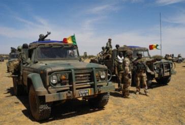 Mali : Neuf soldats de la force du G5 Sahel tués dans l'explosion d'une mine dans la région de Mopti