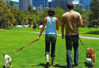 Les hommes amoureux marchent plus lentement