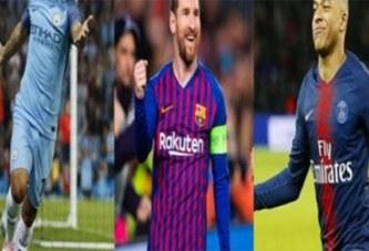Voici les 5 meilleurs joueurs au monde en ce moment selon Messi