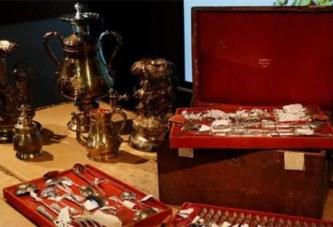 En Russie, un trésor perdu pendant près d'un siècle refait surface