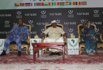 Salon africain de l'agriculture: Le président Roch KABORE satisfait de la mobilisation des acteurs