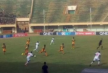 Coupe CAF: Salitas concède le nul face à Enungu Rangers et reste 4e et denier du groupe